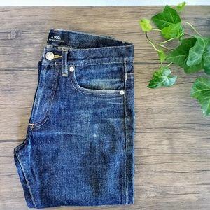 Skinny Selvedge Jeans | A.P.C | Petit New Standard